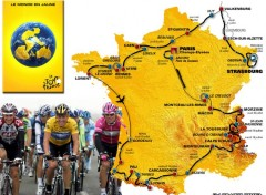 Fonds d'écran Sports - Loisirs Tour de France