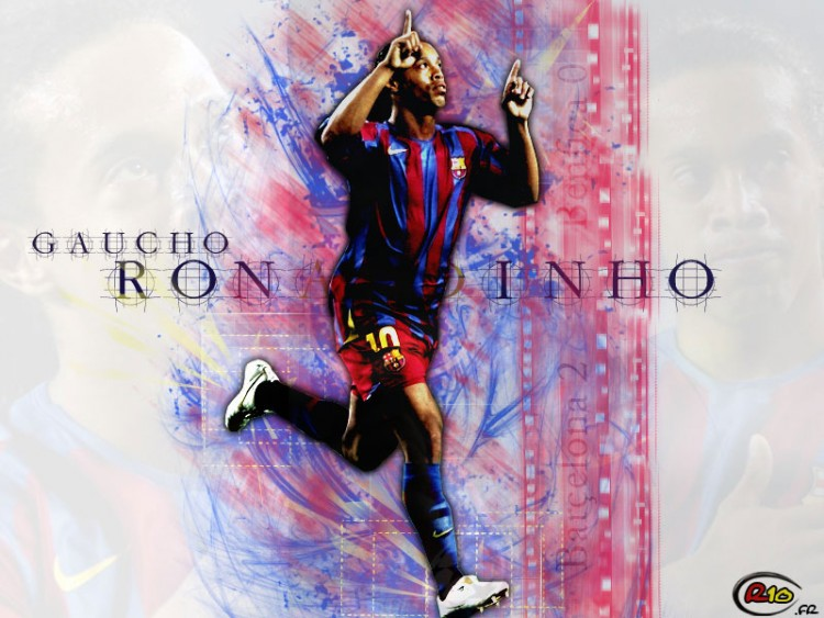 Wallpapers Sports - Leisures Football Ronaldinho Gaucho