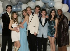 Wallpapers TV Soaps OTH ( frères scott)