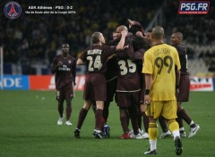 Wallpapers Sports - Leisures Athenes-psg