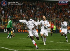 Wallpapers Sports - Leisures Lens-PSG