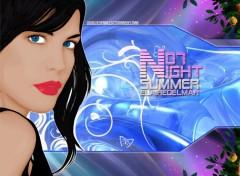 Fonds d'écran Art - Numérique Night Summer 07