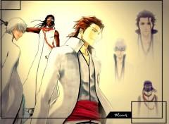 Fonds d'écran Manga bleach