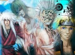 Fonds d'écran Manga Vrac'