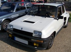 Wallpapers Cars Renault R5 turbo 2