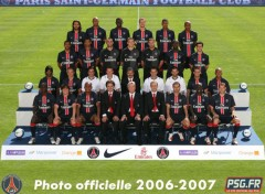 Wallpapers Sports - Leisures psg