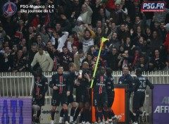 Wallpapers Sports - Leisures psg-monaco