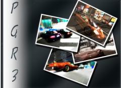 Fonds d'écran Jeux Vidéo PGR 3