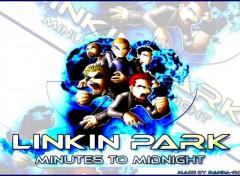 Fonds d'écran Musique Minutes to midnight