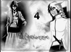 Fonds d'écran Manga ULQUIORRA