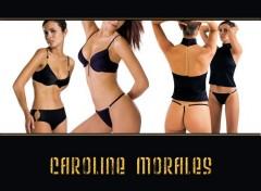 Fonds d'écran Célébrités Femme cali de m6 caroline morales