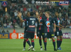 Wallpapers Sports - Leisures psg-lorient