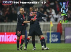 Wallpapers Sports - Leisures psg-panathinaikos