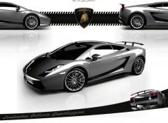 Fonds d'écran Voitures Lamborghini Gallardo Superleggera