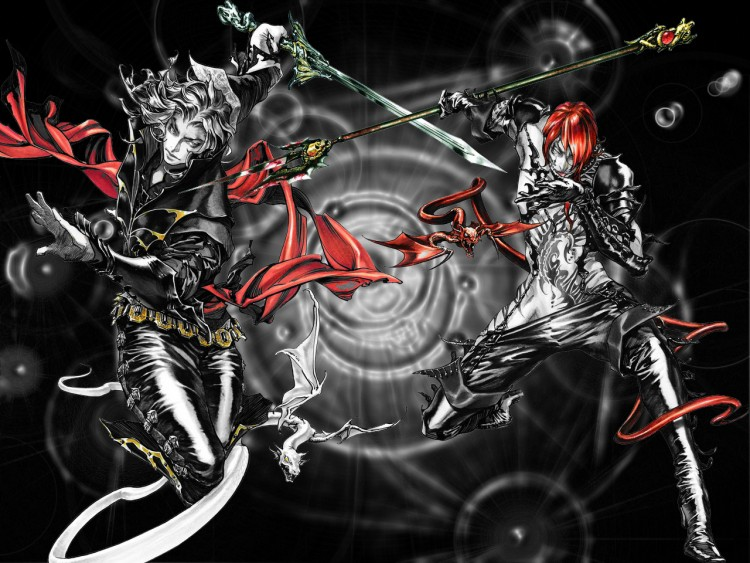 Fonds d'écran Jeux Vidéo Castlevania : Curse Of Darkness Castlevania