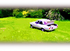Wallpapers Cars Vielle opel