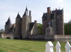 Fonds d'écran Constructions et architecture Château du Moulin