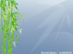 Wallpapers Digital Art Bamboo spirit