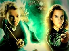 Fonds d'écran Cinéma luna et hermione