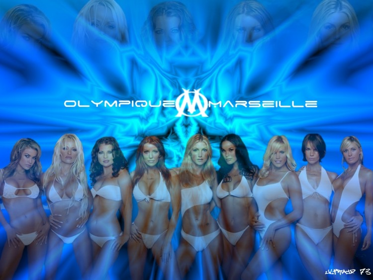 Wallpapers Sports - Leisures OM OM Girls 2007