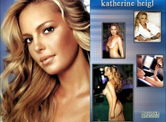 Fonds d'écran Célébrités Femme Katherine Heigl
