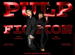 Wallpapers Movies Pulp Fiction