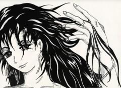 Fonds d'écran Art - Crayon Komomo