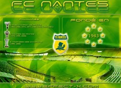 Fonds d'écran Sports - Loisirs Football Club Nantes Atlantique Wallpaper