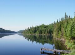 Fonds d'écran Nature lac du plan perdu