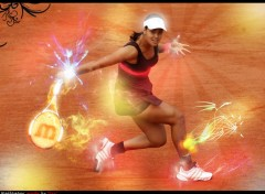Wallpapers Sports - Leisures Ana Ivanovic