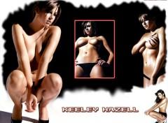 Wallpapers Celebrities Women Keeley Hazell
