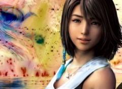Wallpapers Video Games Yuna