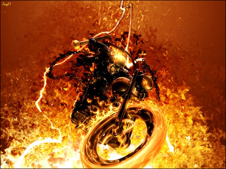 Fonds d'écran Comics et BDs Ghost Rider GhostRider