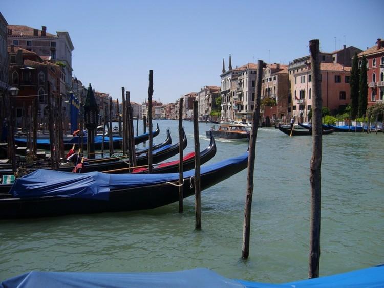 Fonds d'écran Voyages : Europe Italie Vue sur le Canal Grande (Bob45)
