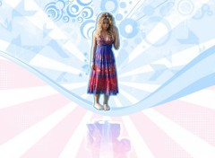 Wallpapers Music Shakira fashion 2