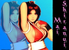 Wallpapers Video Games Mai Shiranui