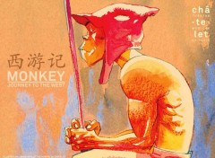 Fonds d'écran Musique Monkey Journey to the West