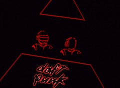 Wallpapers Music Daft Punk alive