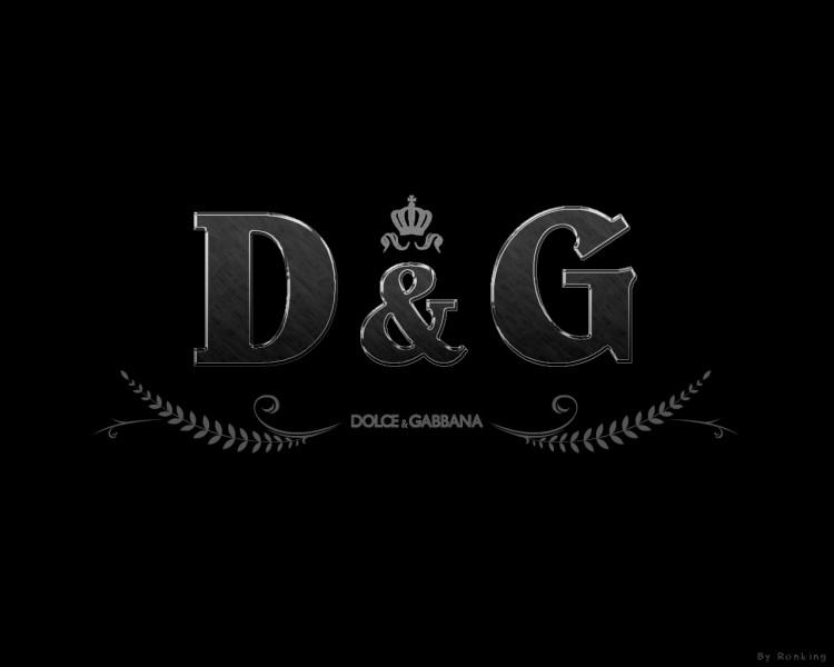 Wallpapers Brands - Advertising D&G D&G tout simplement v2.0