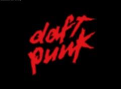 Fonds d'écran Musique Daft Punk Logo