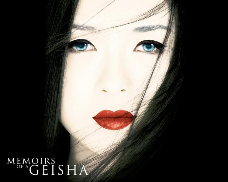 Fonds d'écran Cinéma Mémoires d'une Geisha Geisha