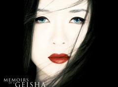 Fonds d'écran Cinéma Geisha