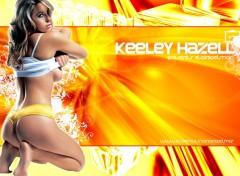 Fonds d'écran Célébrités Femme ElairedelMar presents Keeley Hazell