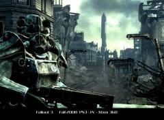 Fonds d'écran Jeux Vidéo Fallout 3 ...