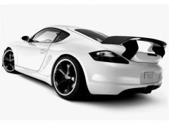 Wallpapers Cars Porsche Black