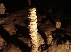 Fonds d'écran Nature Grotte de l'Orgnac