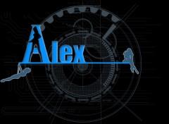 Fonds d'écran Art - Numérique Alex Technical