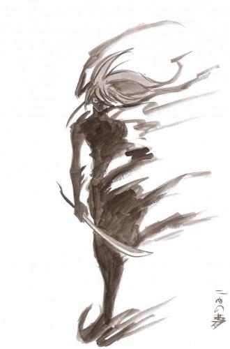 Fonds d'écran Art - Peinture Manga kotaro