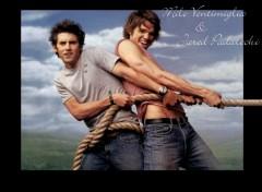 Fonds d'écran Séries TV Milo et Jared