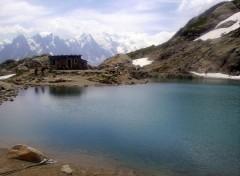 Wallpapers Trips : Europ Lac Blanc